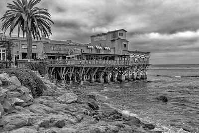 Fish Hopper Restaurant on Monterey Bay