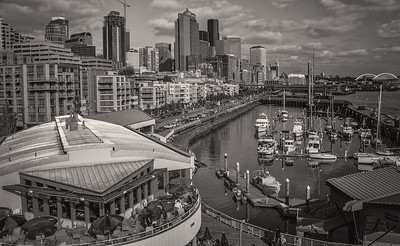 Seattle Skyline and Harbor