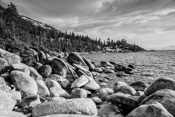 Landscapes In Monochrome