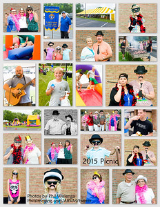 2015 ABVM Picnic Collage