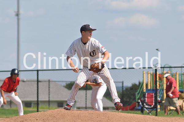 Assumption at Clinton baseball G2 (6-27-25)
