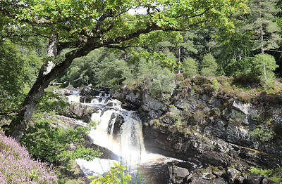 The Rogie Falls