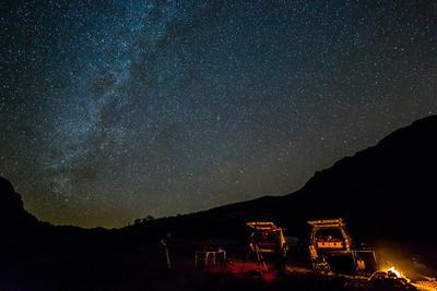 Christmas Eve 2013 with Doug at Gila Mountains west of Phoenix, AZ