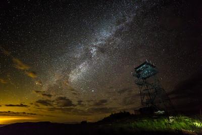 Aztec Peak, AZ