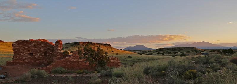 Lomaki Pueblo at Wupatki National Monument 9-29-2012