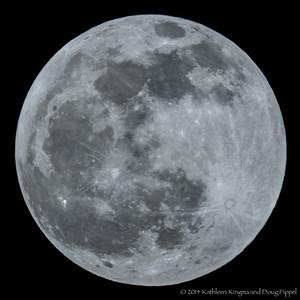 Lunar Eclipse 14 April 2014