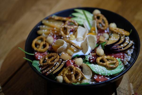 Deluxe Pretzel Salat