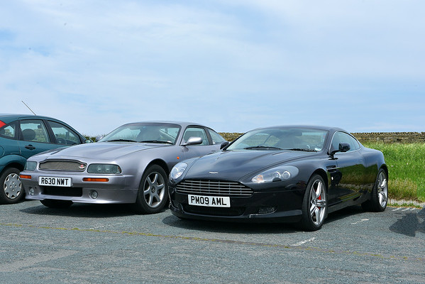 Aston Martin's to Whitby