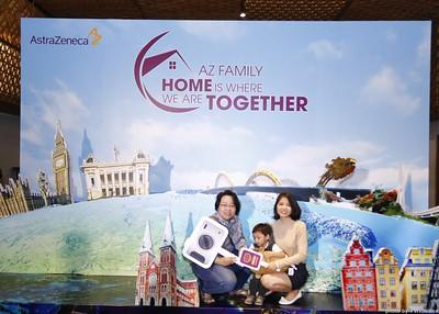 Astra Zeneca Photo Booth in Saigon - Chụp ảnh hình lấy liền Sự kiện tại TP.HCM - WefieBox Photobooth Vietnam