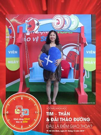 AstraZeneca | Hội thảo Khoa học Tim - Thận  & Đái tháo đường @ Hotel Nikko Saigon | Chụp ảnh in hình lấy liền Sự kiện tại TP. Hồ Chí Minh | Photobooth Saigon