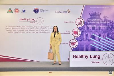 AstraZeneca | Healthy Lung instant print photo booth @ Pullman Hanoi Hotel | Chụp hình in ảnh ngay tại TP Hà Nội | Ha Noi Photobooth Vietnam
