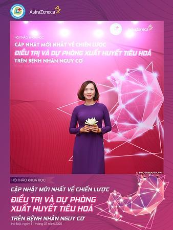 AstraZeneca | science seminar instant print photo booth @ Meliá Hanoi  | Chụp hình in ảnh lấy ngay Hội thảo Khoa học tại KS Melia Hà Nội | Photobooth Hanoi