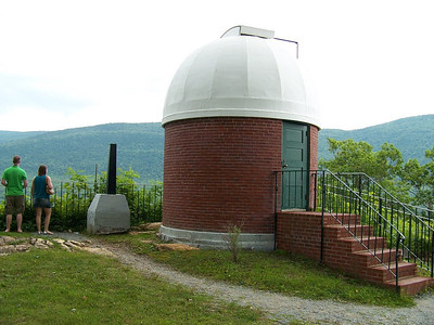 Anothe view of the observatory. Note the pier in the back.