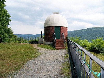 Lincoln Observatory at Hildene, in Vermont.