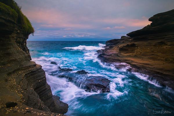 Lanikai Lookout Oahu, Hawaii