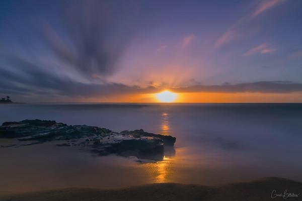 Sandys Beach Oahu,Hawaii