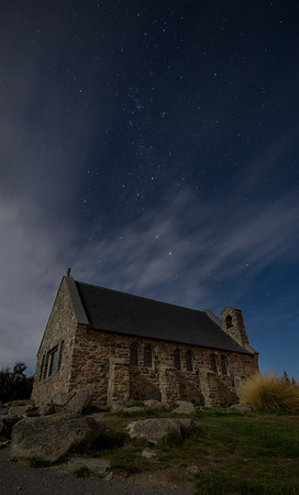 Frankieboy Photography |  Church Of Good Shepherd | New Zealand