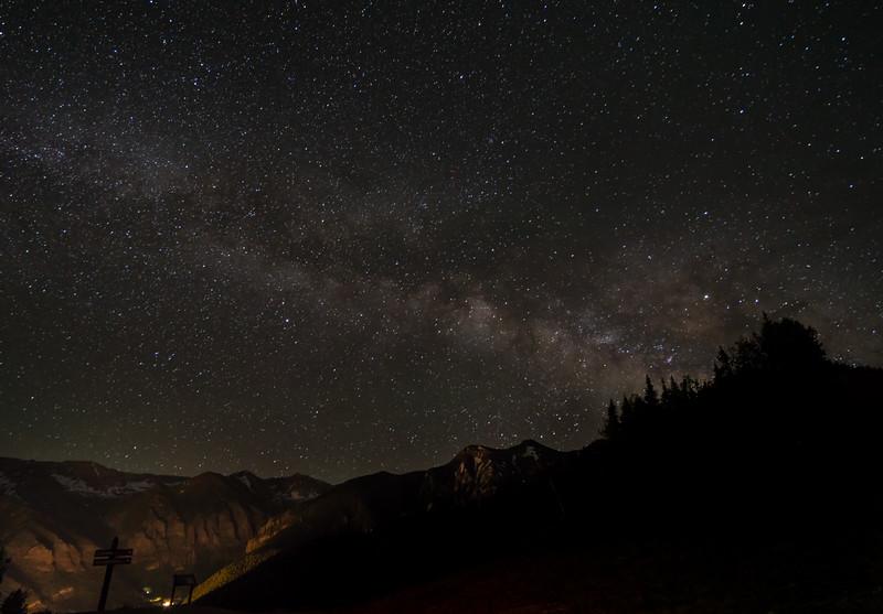 Milky Way Astrophotography | Telluride Colorado