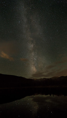 Frankieboy Photography |  Milky Way and Lake Astrophotography | Mount Evans Colorado