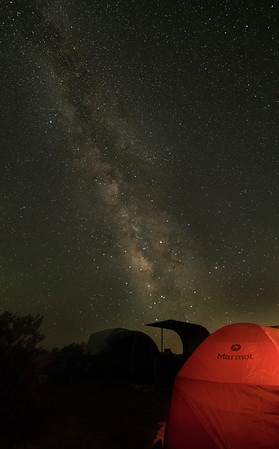 Frankieboy Photography |  Camping Under Milky Way | Great Sand Dunes National Park Colorado