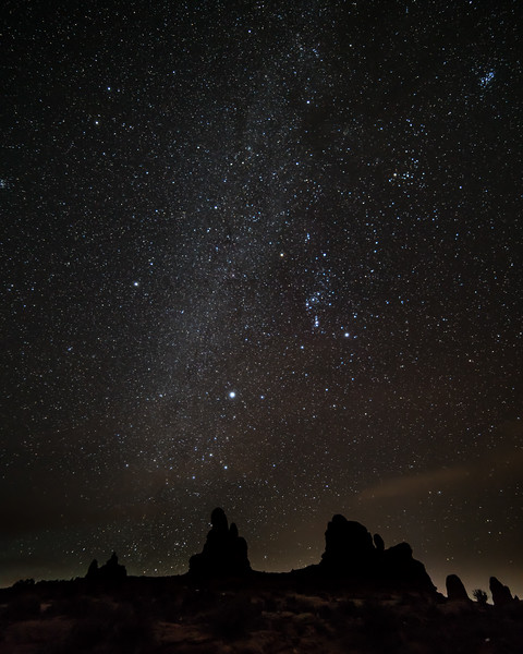 Frankieboy Photography |  Milky Way | Arches National Park Utah