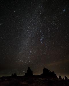 Frankieboy Photography |  Milky Way | Arches National Park Utah
