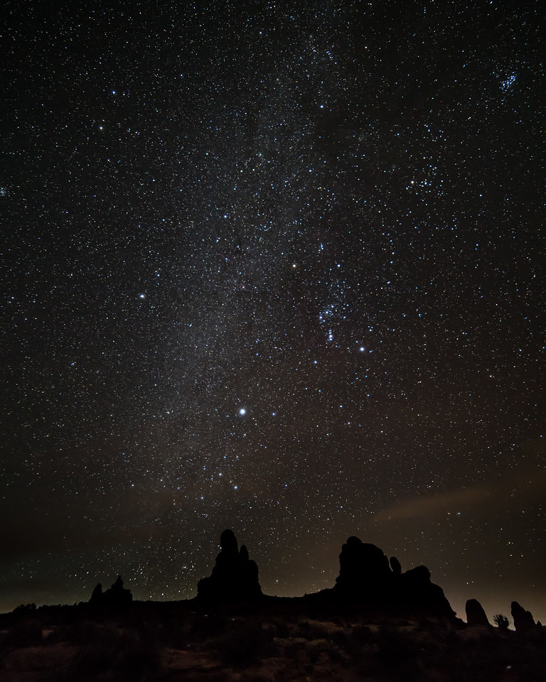 Milky Way | Arches National Park Utah