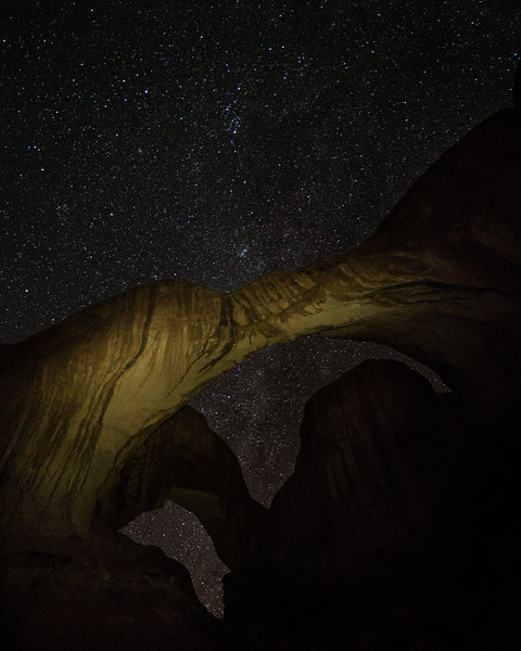 Frankieboy Photography |  Starry Sky | Arches National Park Utah