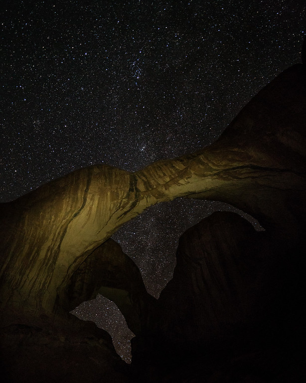 Starry Sky | Arches National Park Utah