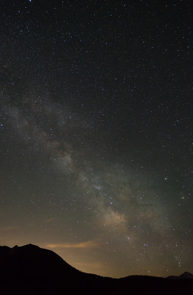 Frankieboy Photography |  Captured The Milky Way | Rocky Mountain National Park Colorado