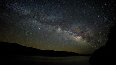 Million Star View Big Sur National Park, California