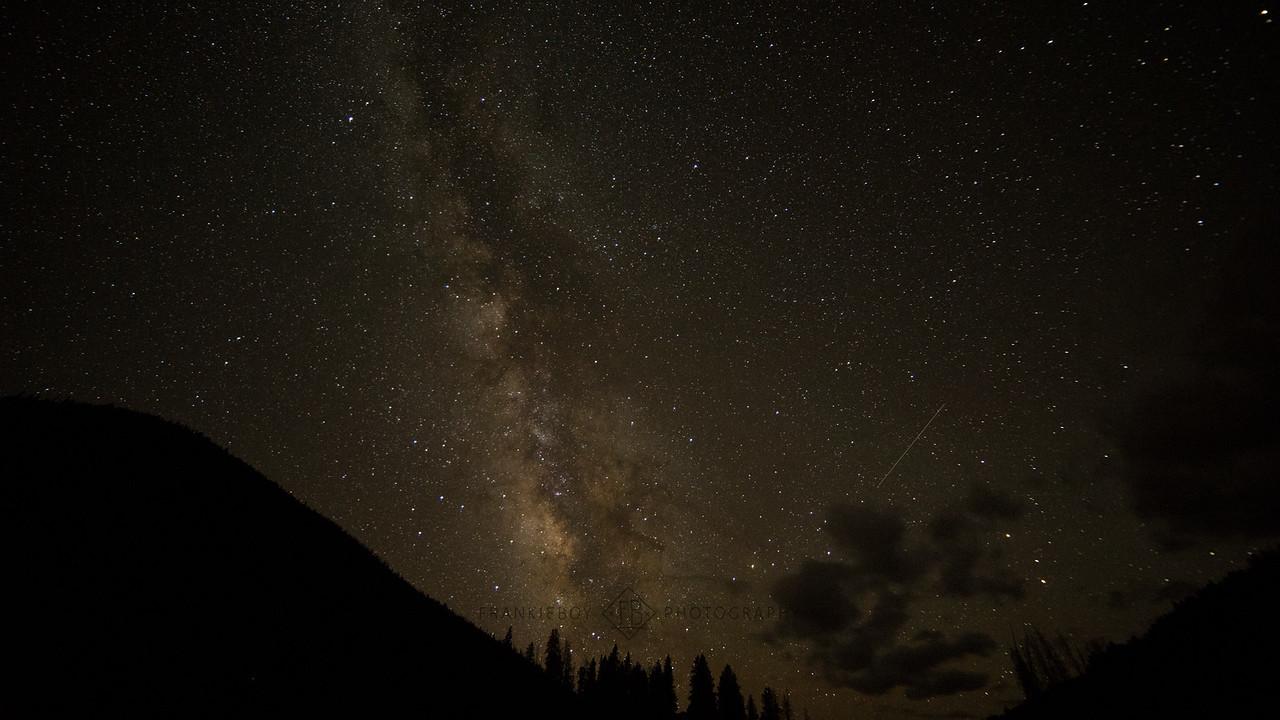 Vertical Galaxy Homestake