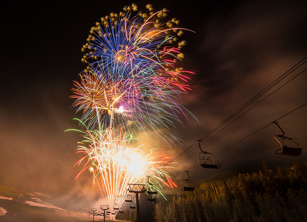 Vail Resorts 4th of July celebrations