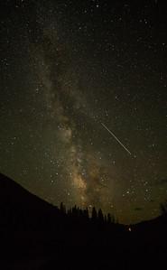 Camp Fire Star Glow