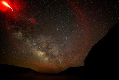 Frankieboy Photography |  Big Sur Astrophotography Milky way Cali