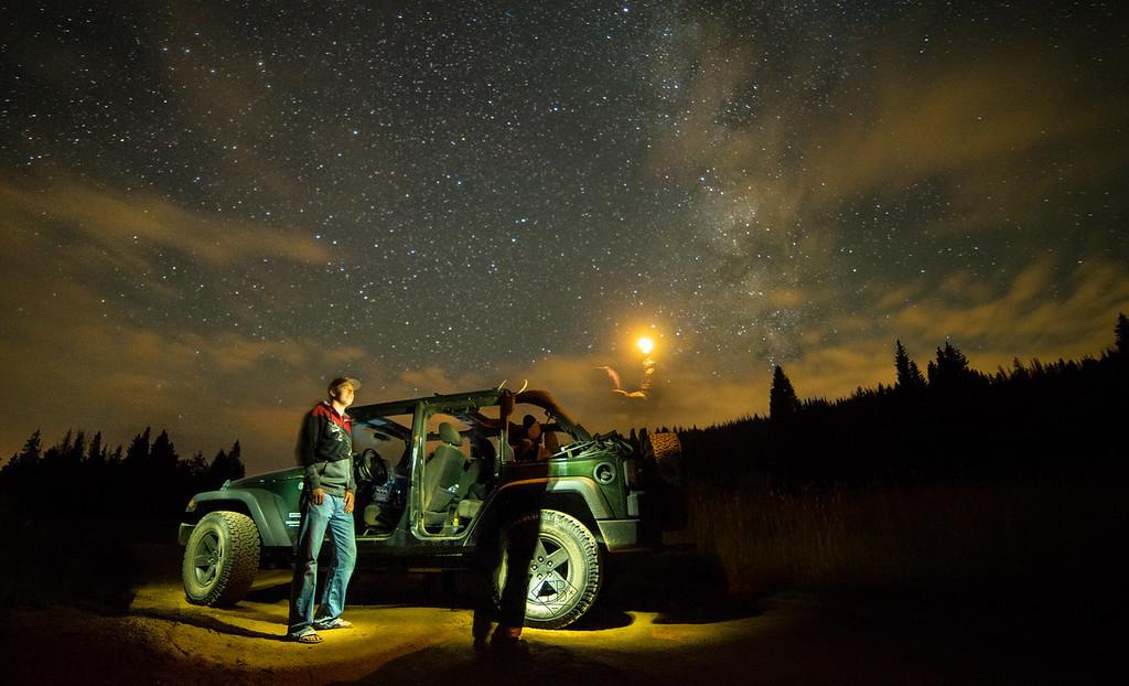 Astrophotog and Big Jeeps