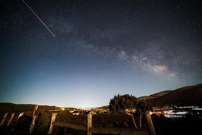 Star Fall Edwards Colorado