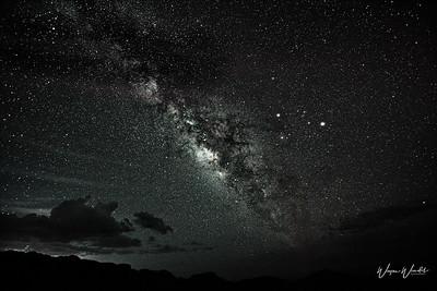 Milky Way taken at Soltol Vista inside Big Bend National Park