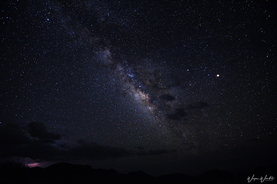 Big Bend National Park & the Milky Way