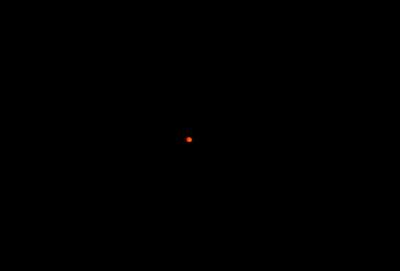 Mars on July 27, 2018