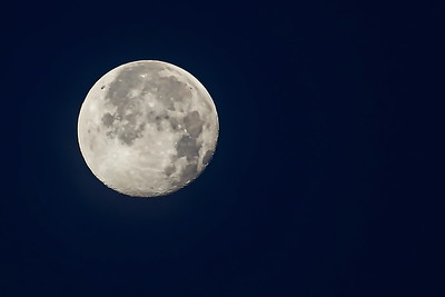 Astrophotography:  Earth's Moon