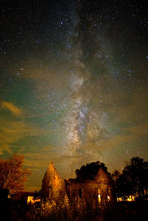 Astrophotography:  Milky Way - Various Locations