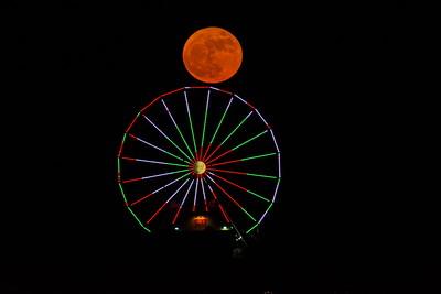 Galveston_SuperMoon_Pleasuer_Pier_Moon_above_Wheel_D71_6848 - Copy