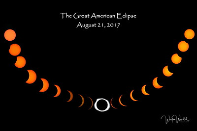 A Composite of the Eclipse
