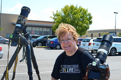 Eclipse Photographer's Assisstant