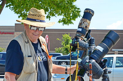 The Eclipse Photographer