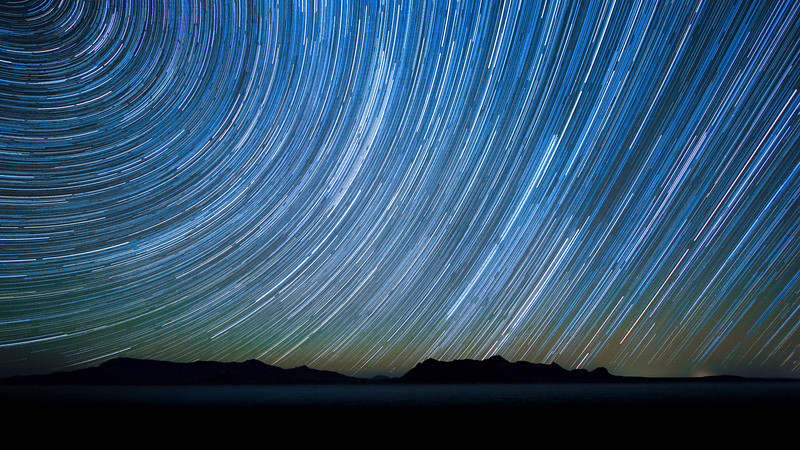 Black Rock Desert Starlapse