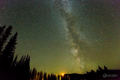 Milky Way in AB