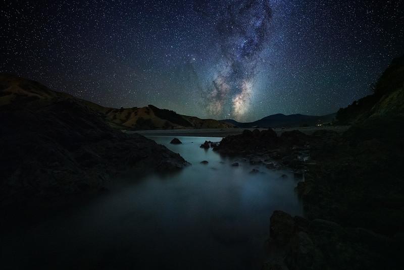 Cably Bay Milky Way