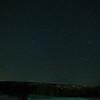 Vidt stjernefelt over Beito